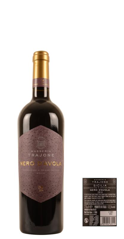 2019 Masseria Trajone - Nero d'Avola