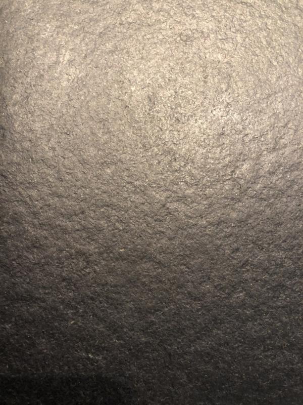 Gebrand en geborsteld Graniet