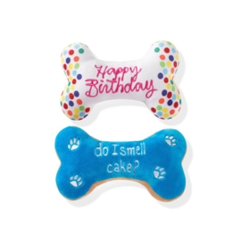 Fringe -Birthday bones cookies
