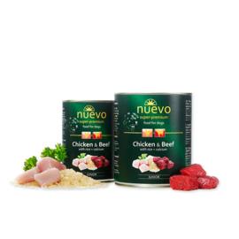 Nuevo kip en rundvlees 400 gr / 800 gr