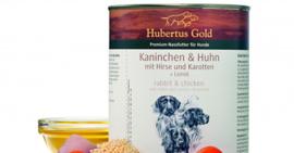 natvoer hubertus gold 800 gr in 6 smaken 70 % vlees