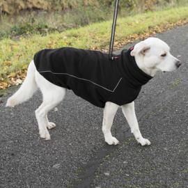 jack and vanilla outdoor fleece jas rood of zwart