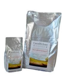Carnilicious hert/zalm brok 2 kg
