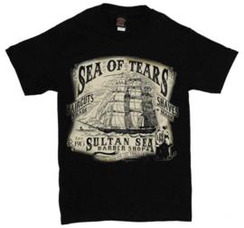 LUCKY 13 SEA OF TEARS SHORT SLEEVE T SHIRT