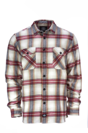 DICKIES CANAAN SHIRT RED