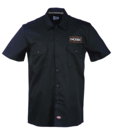 DICKIES RINER SHIRT BLACK
