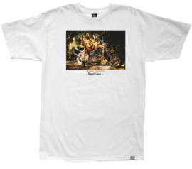 LOSER MACHINE ANNA T-SHIRT WHITE