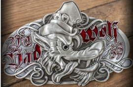 RUMBLE 59 BIG BAD WOLF BUCKLE