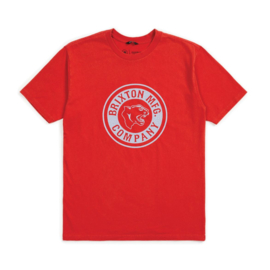 BRIXTON FORTE S/S STANDARD TEE SCARLET