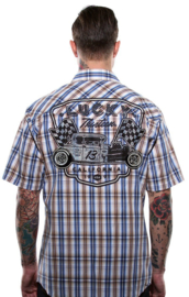 LUCKY 13 SPEEDSHOP WESTERNSHIRT
