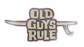 OLD GUYS RULE 'LB LOGO' BOTTLE OPENER