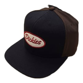 DICKIES SHERWOOD SNAPBACKCAP STARTER  TIMBER