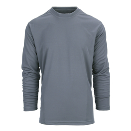 FOSTEX 101 INC LONGSLEEVE TACTICAL T-SHIRT WOLF GREY