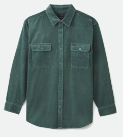 BRIXTON BOWERY RELAXED L/S FLANNEL