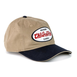 OLD GUYS RULE CAP   'ORIGINAL CLASSIC' PRAIRIE DUST