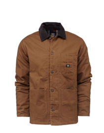 DICKIES BALTIMORE JACKET BROWN DUCK