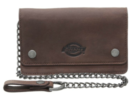 DICKIES DEEDSVILLE WALLET LEATHER WITH CHAIN
