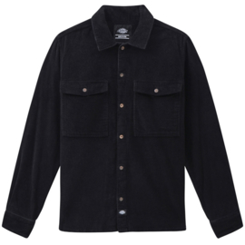 DICKIES FORT POLK SHIRT BLACK