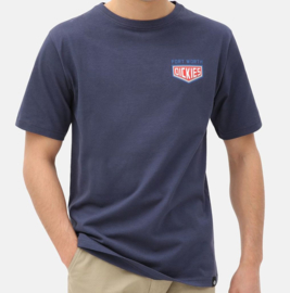 DICKIES TIMBERLANE T-SHIRT NAVY BLUE