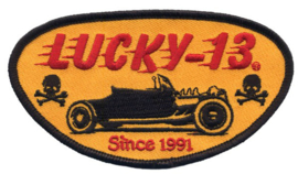 LUCKY 13 RODDER PATCH