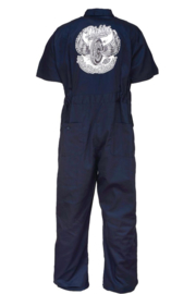 DICKIES QUINLAN COVERALL NAVY BLUE