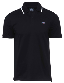 DICKIES WENDOVER POLO SHIRT BLACK
