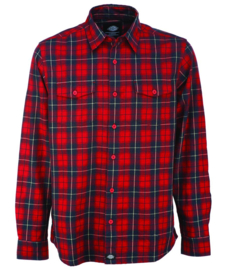 DICKIES NEW HOPE SHIRT RED