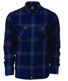 DICKIES BROWNSBURG SHIRT BLUE