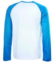 DICKIES BASEBALL T-SHIRT BLUE SKY