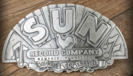 RUMBLE 59 SUN RECORDS BUCKLE