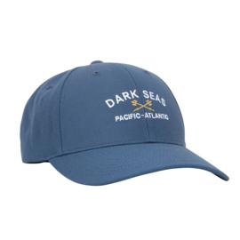 DARK SEAS PATRICK HAT BLUE