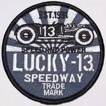 LUCKY 13 SPEEDWAY PATCH