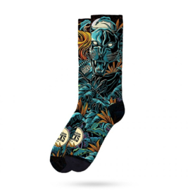 AMERICAN SOCKS SAVAGE PANTHER