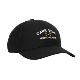 DARK SEAS PATRICK HAT BLACK
