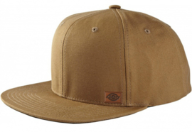 DICKIES MINNESOTA STARTER SNAPBACK CAP BROWN DUCK