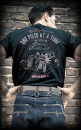 RUMBLE 59 T SHIRT JOHNNY JUNKYARD