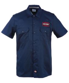 DICKIES RINER SHIRT DARK NAVY
