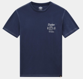 DICKIES HALMA T-SHIRT NAVY BLUE