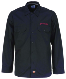 DICKIES MENTONE SHIRT BLACK