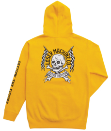 LOSER MACHINE GASLAMP PULLOVER HOOD GOLD