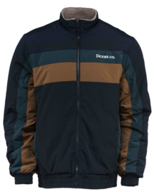 DICKIES PADUCAH SHERPA JACKET DARK BLUE