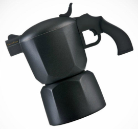 BLACK GUN COFFEE MAKER by  VICE VERSA