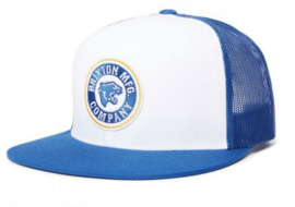 BRIXTON FORTE   MP MESH CAP WHITE/ROYAL