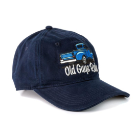 OLD GUYS RULE CAP   'DECADES' NAVY
