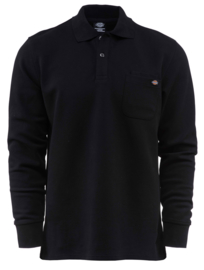 DICKIES CANMER LONG SLEEVE POLO SHIRT