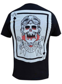 DEATH FROM ABOVE T SHIRT BY CORMACK