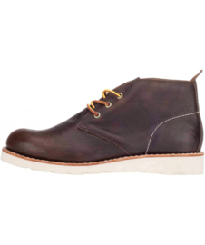 DICKIES NEBRASKA CHUKKA BOOT DARK BROWN