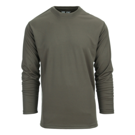 FOSTEX 101 INC LONGSLEEVE TACTICAL T-SHIRT GREEN