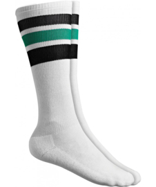 DICKIES ATLANTIC CITY SOCKS (3PK) BLACK GREEN