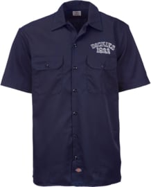 DICKIES YOLUN SHIRT DARK NAVY